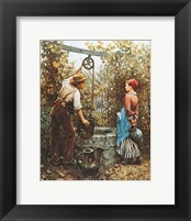 Framed At The Well