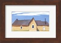Framed Cebolla Church