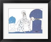 Giocometta Framed Print