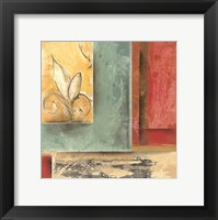 Tapestries IV Framed Print