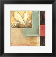 Tapestries VI Framed Print