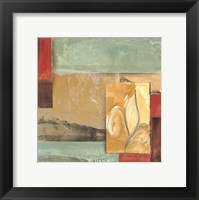 Tapestries VII Framed Print
