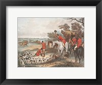 Bachelor's Hall/Plate No. 5 Framed Print