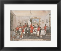 Framed Bachelor's Hall/Plate No. 6