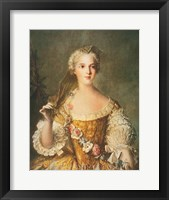 Framed Madame Sophie de France