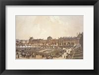 Framed Palais des Tuileries