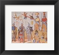 Framed Armaments - attire pieces
