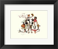 Traveling Salesman Framed Print