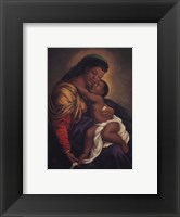 Framed Madonna & Child