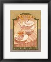 Framed Tea House