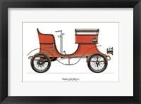 Berna 1902 Framed Print