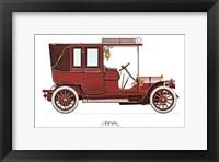 Framed Fiat 1906