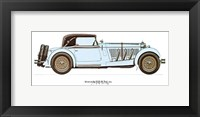 Mercedes-Benz 1928 Framed Print