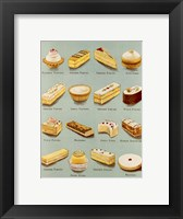 Framed Variety of Fancies