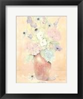 Summer Wildflowers II Framed Print