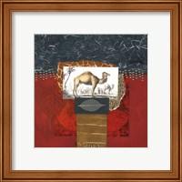 Framed Savannah Camel