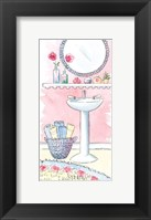 Cottage Retreat Framed Print