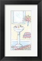 Country Breeze Framed Print