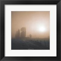 Bordeaux Morning Framed Print
