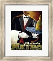 Framed Club de Metro
