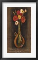 Framed Sorrento Still Life I