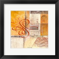 Arabesque VI Framed Print