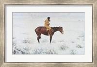 Framed Herd Boy