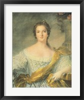 Framed Madame Victoire de France