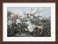 Framed Assault on Fort Sanders