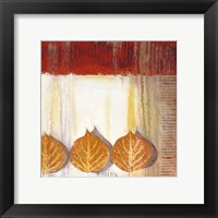 Rhythm Quartet II Framed Print