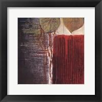 Rhythm Quartet III Framed Print