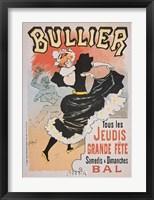 Framed Bullier