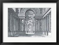 Framed Vestibule