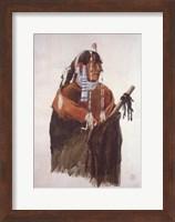 Framed Mandeh-Pahchu, Mandan Man