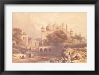 Framed Jama Musjia Agra