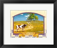 Framed Country