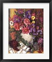 Victorian Bouquet Framed Print