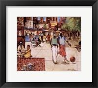 Harlem Framed Print