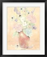 Framed Summer Wildflowers II