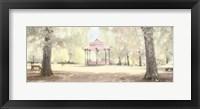 Framed Hyde Park, London