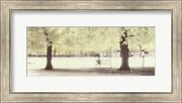 Framed St. James' Park, London