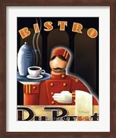 Framed Bistro DuPont