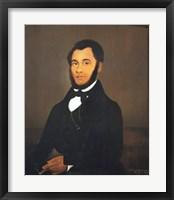Framed Portrait of William Lawson