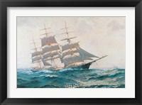 Framed Toward Far Horizons, Ship Triumphant