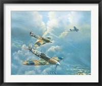 Framed Straggler (Spitfires)