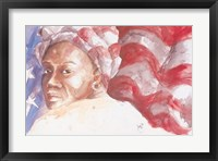 Framed We the People (Woman)