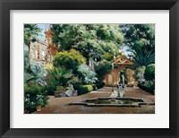 Framed Garden in Seville