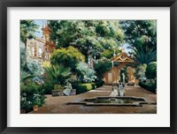 Framed Garden in Seville