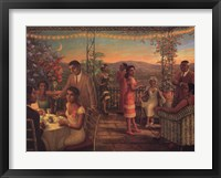 Framed Summer's Evening, 1925