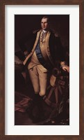 Framed George Washington, 1779